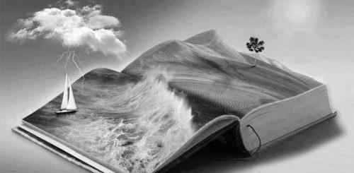 книга, фантазия, воображение