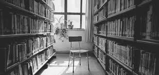 библиотека, знание, обучение