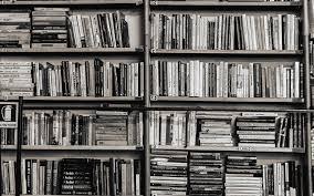 книжные полки, литература
