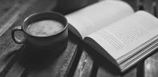 кофе и книга, отдых