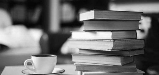 кофе и книги, подготовка к экзаменам