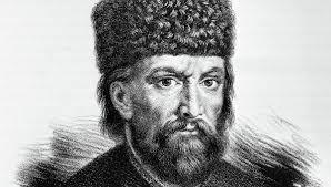Емельян Пугачев, предводитель крестьянского бунта
