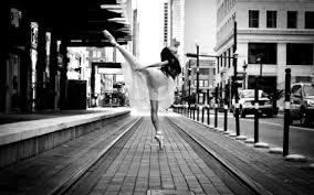 балерина, танцы