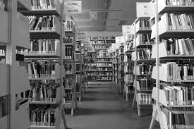 книжные полки, библиотека