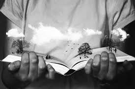 книга в руках читателя