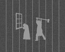Преступление и наказание, Родион убивает старуху