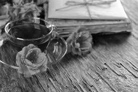 чтение и чай, отдых