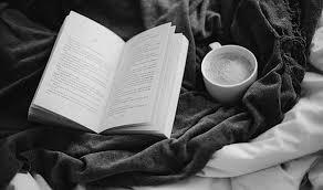 книга и кофе