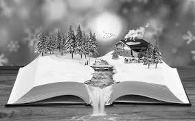 ожившие страницы книги, литература