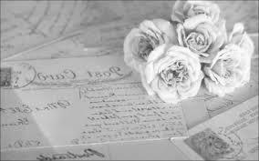 розы на письме