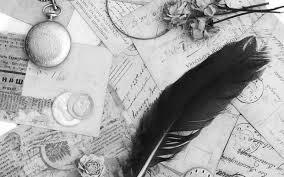 перо и стихи