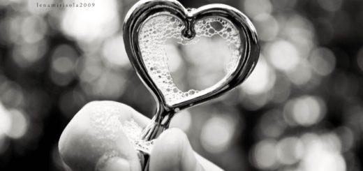 любовь, черно-белая иллюстрация