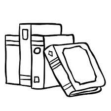 черно-белые книги