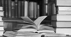 книга на полке