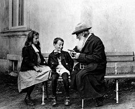 иллюстрация к повести Толстого Детство