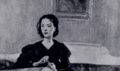 Соня, героиня романа Война и мир