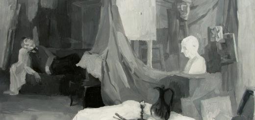 иллюстрация к повести Гоголя Портрет
