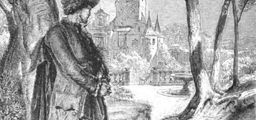иллюстрация к пьесе Шиллера Разбойники