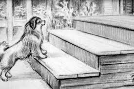 иллюстрация к рассказу Муму