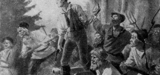 Дубровский и крестьяне