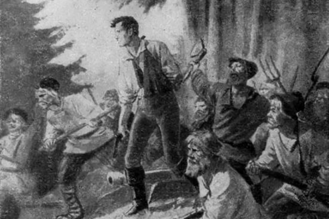 области картинка дубровского разбойниками рогальский