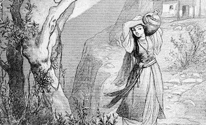 природа в поэме Мцыри