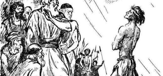 Ларра, герой рассказа Старуха Изергиль