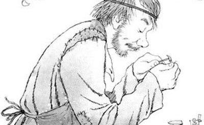Левша, главный герой сказа Лескова
