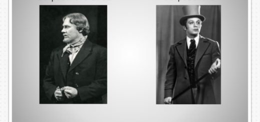Тихон и Борис с пьесе Гроза