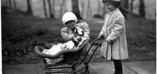 дети 19 века