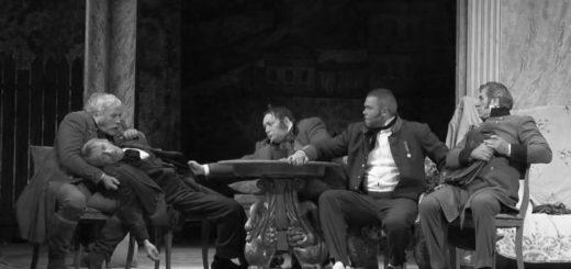 чиновники в пьесе Ревизор
