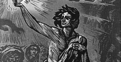 Данко, герой рассказа Старуха Изергиль