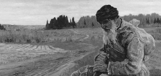 Юшка, герой рассказа Платонова