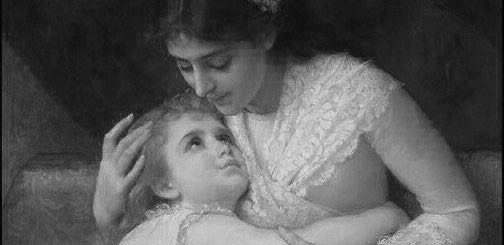 Мама в повести Толстого Детство