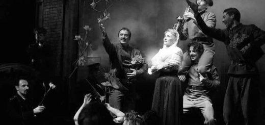 иллюстрация к пьесе Три сестры