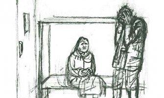 иллюстрация к рассказу Срезал