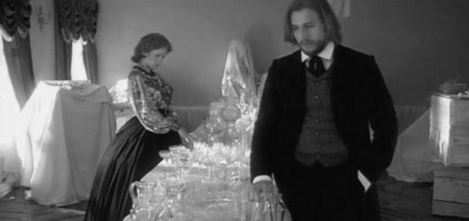 Базаров и Одинцова, Отцы и дети