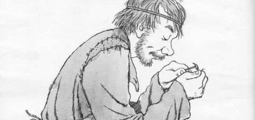 Левша, герой сказа Лескова