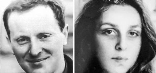 Марианна Басманова и Иосиф Бродский