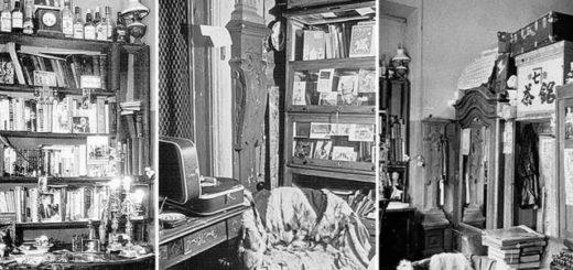 комната Бродского