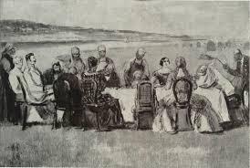 крестьяне в поэме Кому на Руси жить хорошо