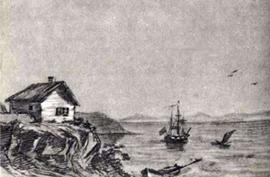 иллюстрация к главе Тамань