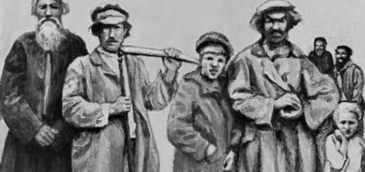 Главные герои в поэме Кому на Руси жить хорошо