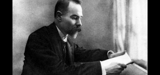 Валерий Брюсов