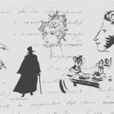 Пушкин и Евгений Онегин