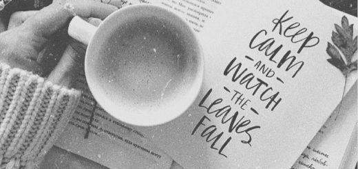 книга и какао
