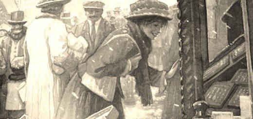 иллюстрация к рассказу Дары волхвов