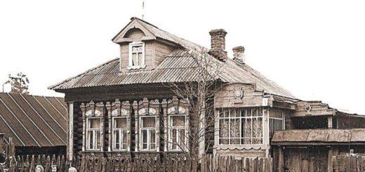 иллюстрация к рассказу Матренин двор