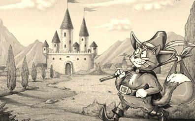 любимый герой кот в сапогах