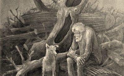 иллюстрация к рассказу Кукушка